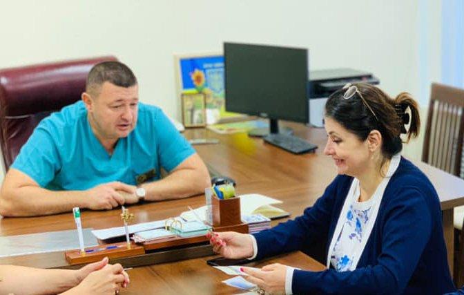 У Кіровоградській області можуть реалізувати пілотний проект із реабілітації ветеранів війни