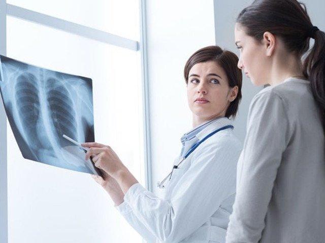 Від пневмонії лікуються понад півтори тисячі жителів Кіровоградщини