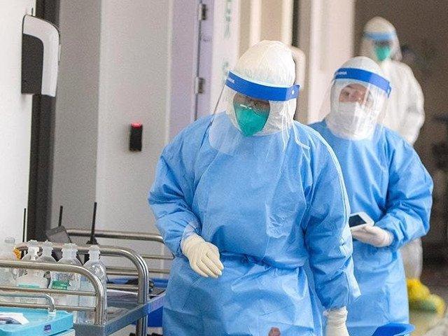 COVID-19: на Кіровоградщині захворіли 23 медики та 5 дітей