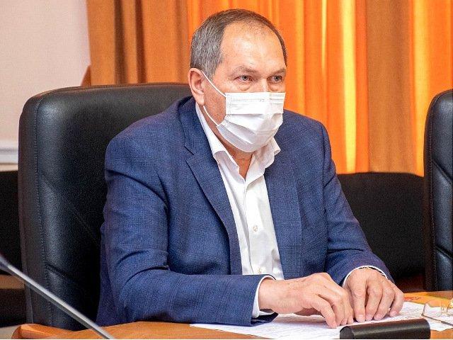 У міського голови Кропивницького Андрія Райковича діагностували коронавірус та пневмонію