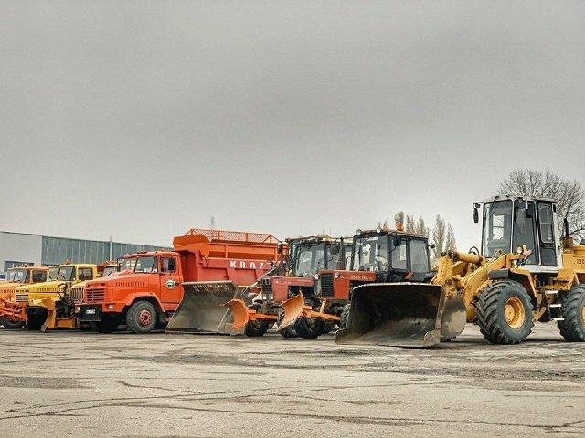 Дорожники Кіровоградщини готові до погіршення погодних умов