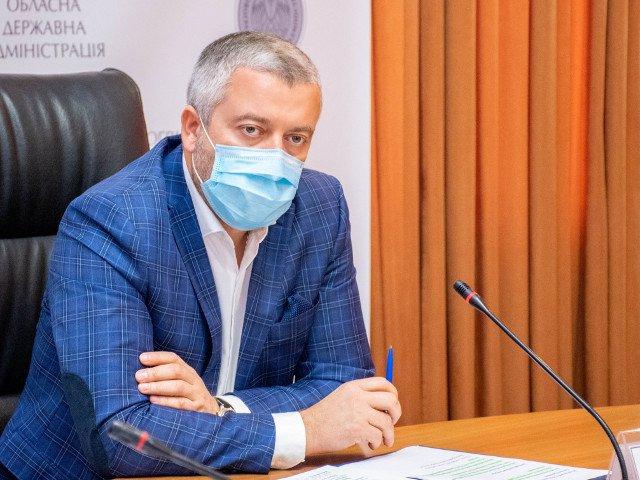 Андрій Назаренко доручив провести інвентаризацію засобів захисту у медзакладах Кіровоградщини